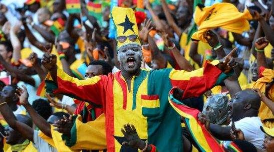 Ghanaian Soccer Fans Seek Asylum in Brazil