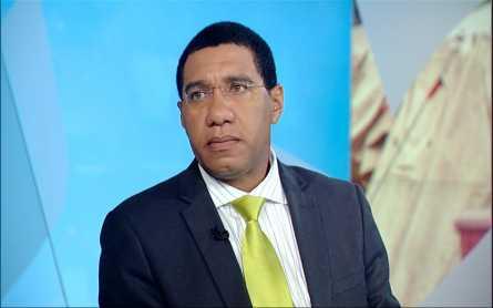 Holness-Aljazeera