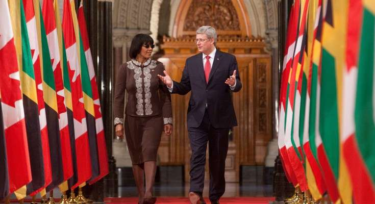 relationship between jamaica and canada