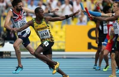Javon+Francis+IAAF+World+Athletics+Championships+QRnh-NxQHQEl