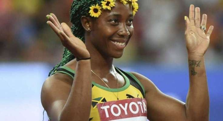 shelly-ann-fraser-pryce-smile