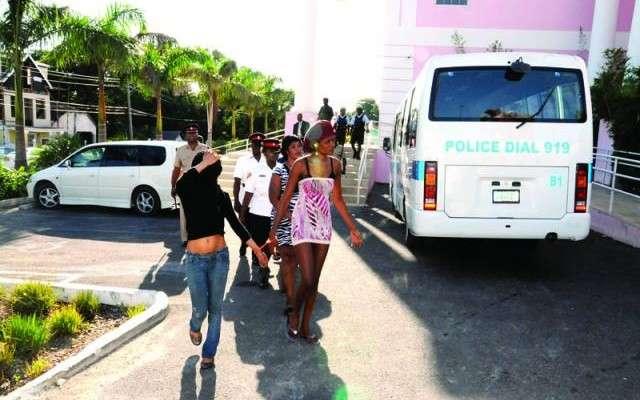 Citizens sex bahamas tourists nassau