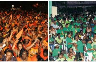 PNP-PNP Crowds