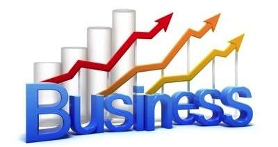 Business Confidence Up