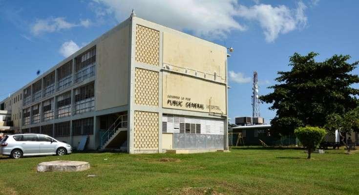 Westmoreland police step up presence at sav la mar hospital nationwide 90fm jamaica