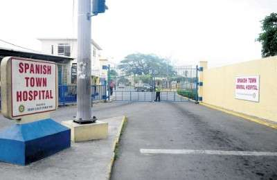 Spanish-town-hospital