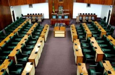 Parliament Empty