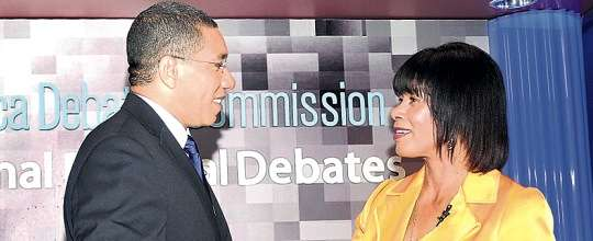 HOLNESS-PORTIA DEBATE