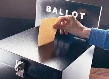 Voter Ballot
