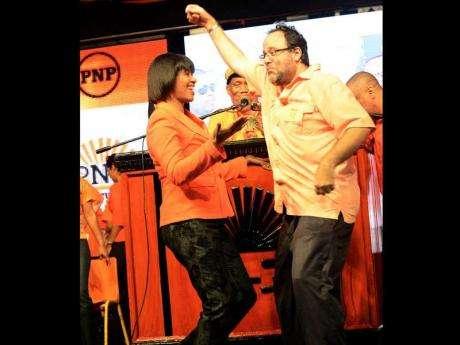 Mark Golding PNP