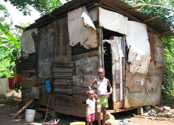 To end poor caribbean housing nationwide 90fm for Cost of building a house in jamaica