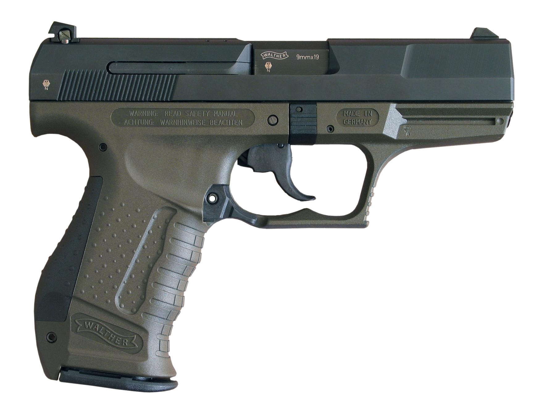 pistolet ios 10