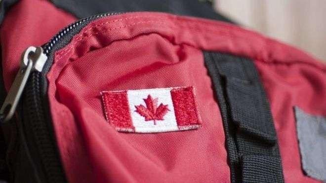 Canada Knapsack