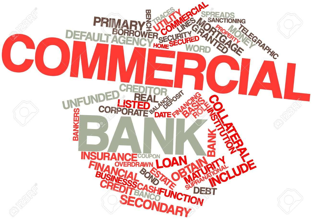 commercial bank The commercial bank was organized in 1934 as a financial services institution  for the purposes of providing the quality of service that can be offered only by a.