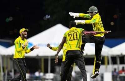 Jamaica Scorpions