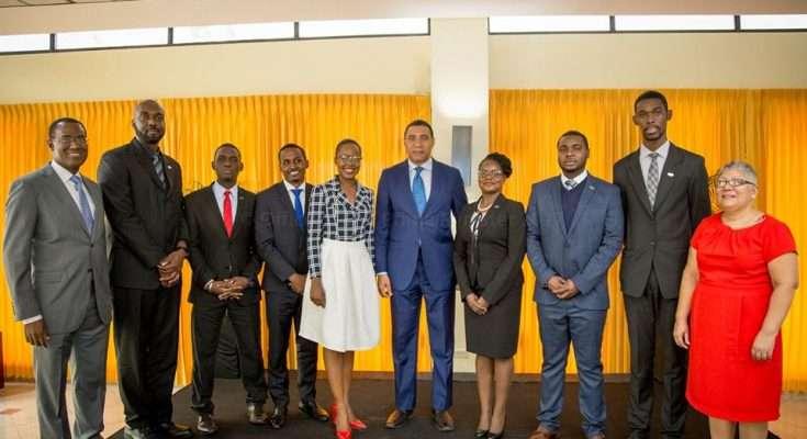 Holness Jamaica House Fellowship