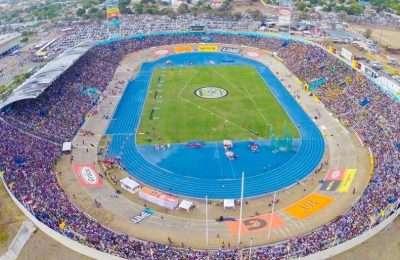 National Stadium Champs