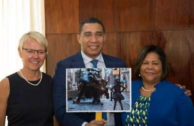 PM Holness International Womens Day