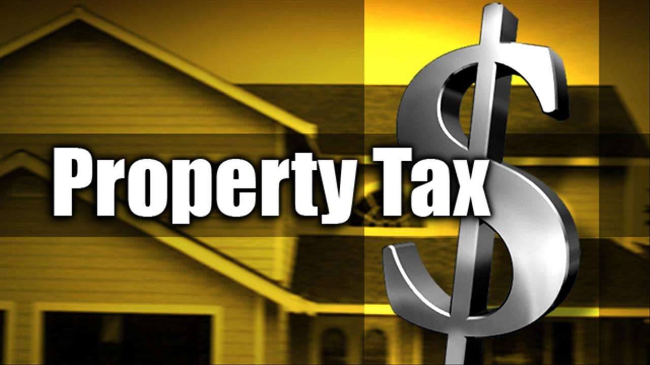 how to find out property tax