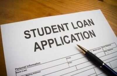 student loan application