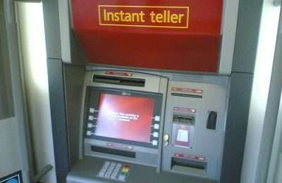 First Caribbean CIBC ATM