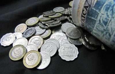 Coins Jamaica