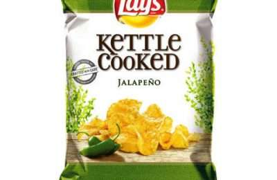 Kettle Cooked Jalapeño Potato Chips