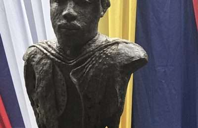 Marcus Garvey Bust