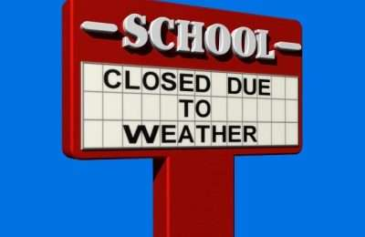 SCHOOL CLOSED - Weather