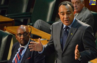 Tufton in Parliament 2017