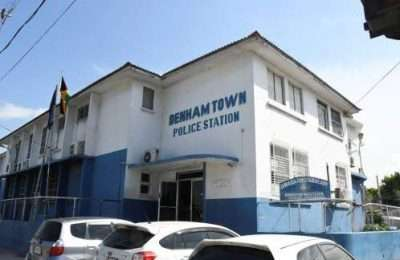 Denham Town Police Station