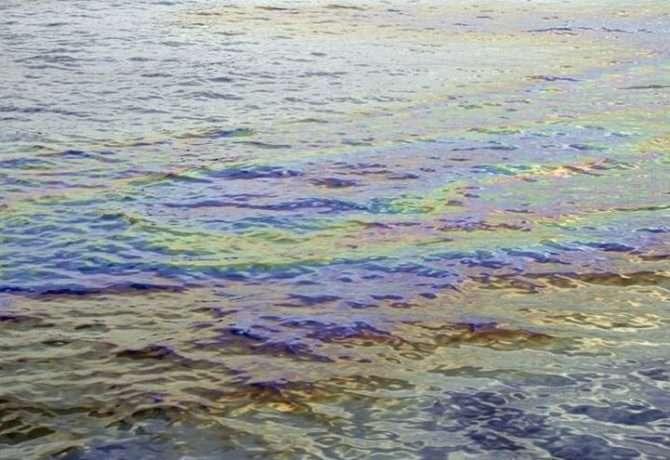 Oil Spill Generic