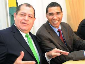 AUDIO: Holness Explains Size of His Shadow Cabinet