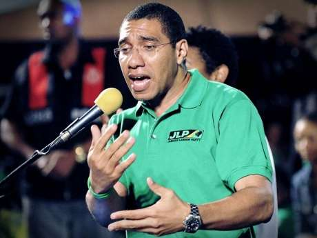 Holness Takes Prosperity Tour to St. Thomas