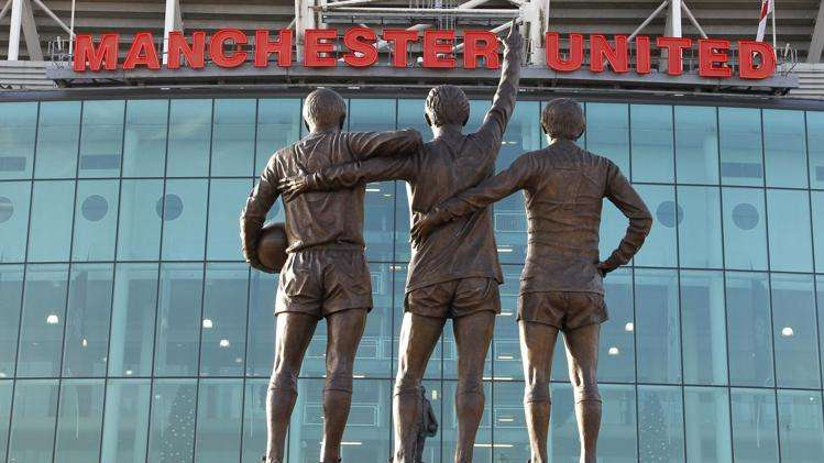 ADIDAS signs £750M to Manchester United in a 10-year deal
