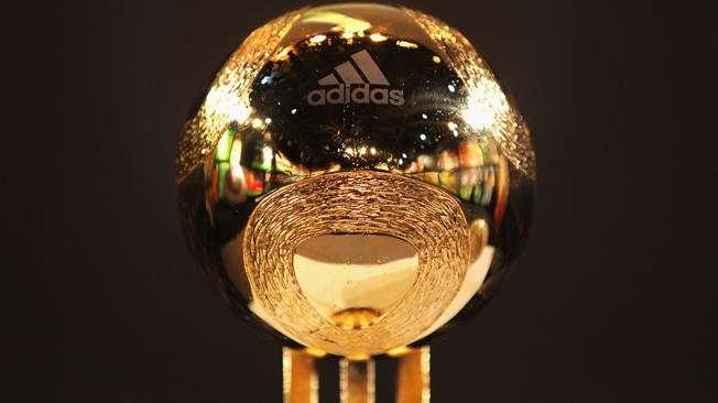 FIFA announces Golden Ball shortlist