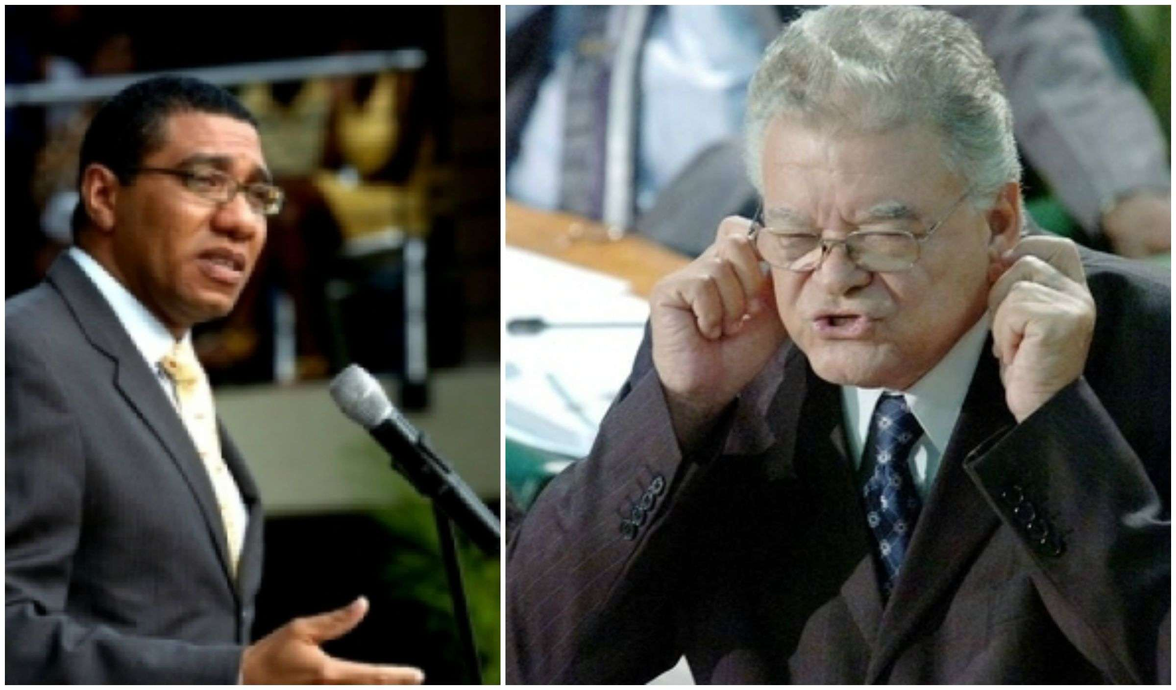 Karl Samuda's Future in the JLP Is on the Line
