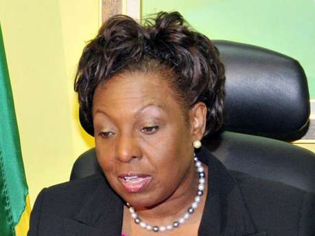 MP Olivia 'Babsy' Grange Hospitalised