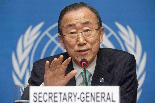 UN Secretary General calls for ceasefire between Israel and Palestinian militants in Gaza