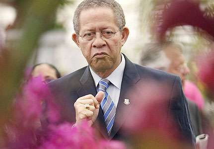 Bruce Golding questions US' moral authority to punish Jamaica over human rights abuses