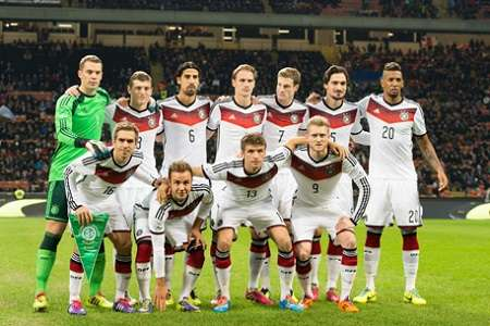 Germany awarded $US35M for World Cup win