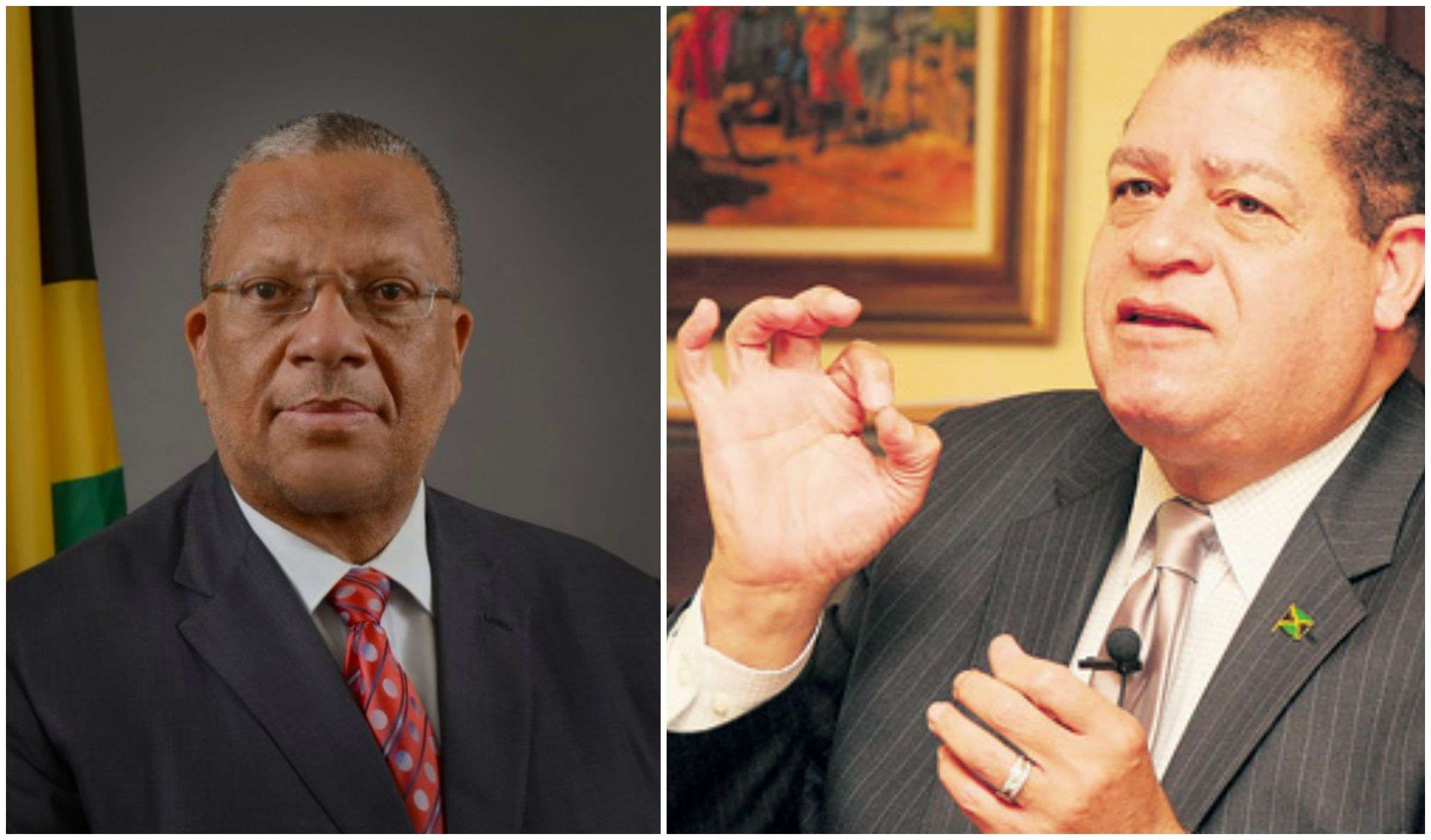 Audley Shaw calls out Dr. Phillips as being fiduciary irresponsible