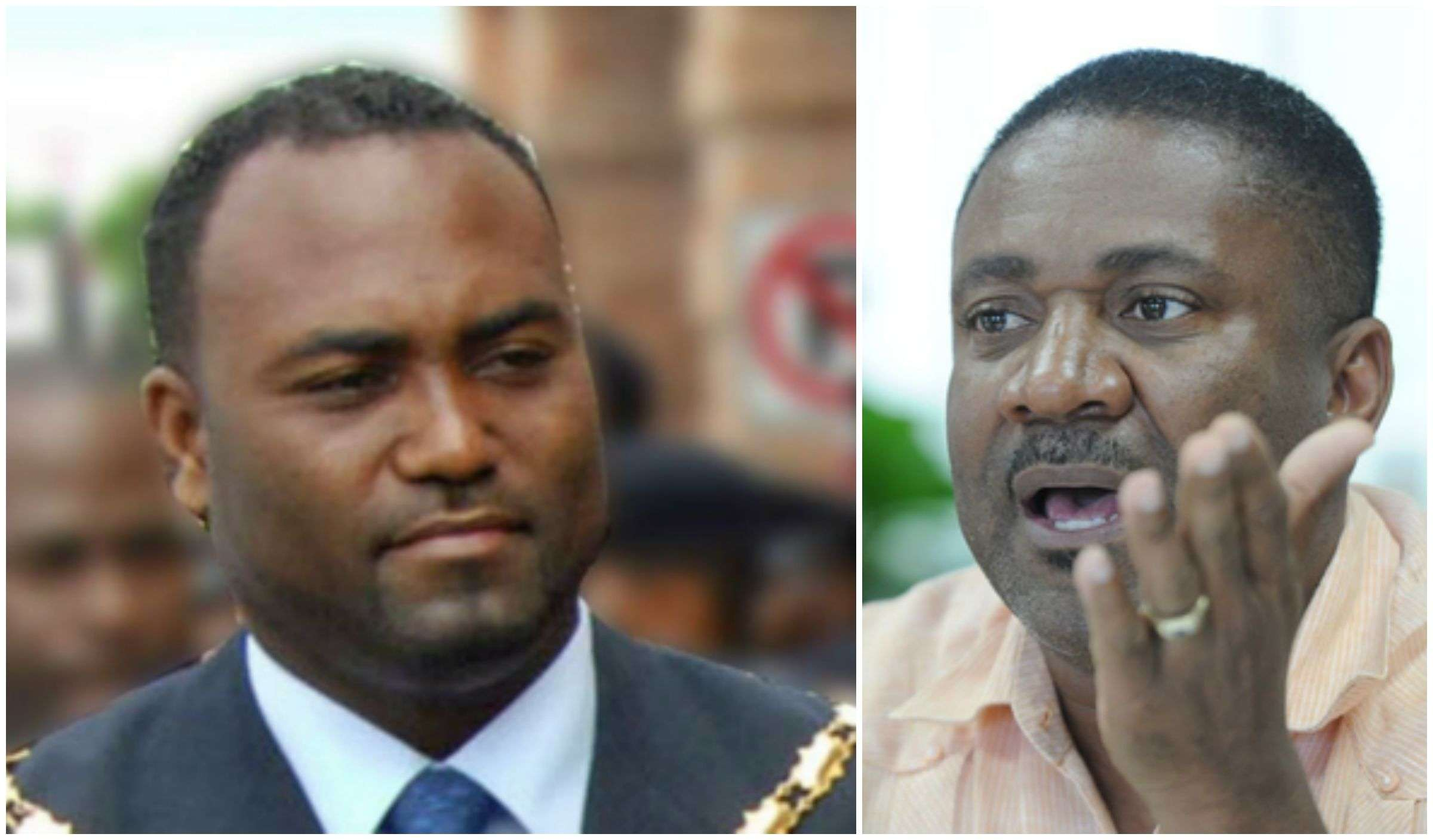 JLP: Paulwell is 'Hustling off' the Country's Spectrum Cap