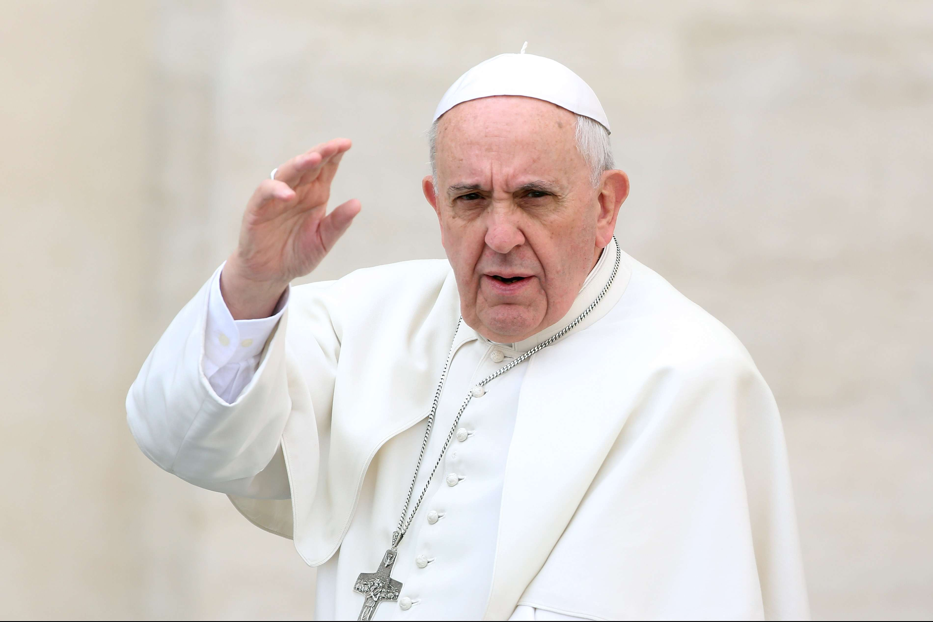 Vatican says Pope Francis misrepresented in '2% of priests are peadophiles' story