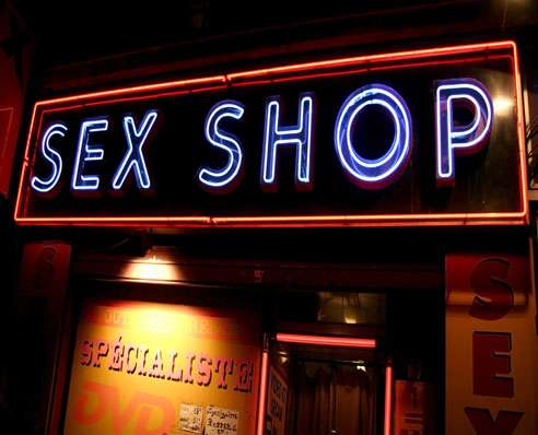 New Report to be Published Linking Sex Shops AND Massage Parlours