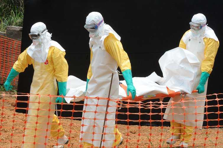 Entertainers' Ebola Warning