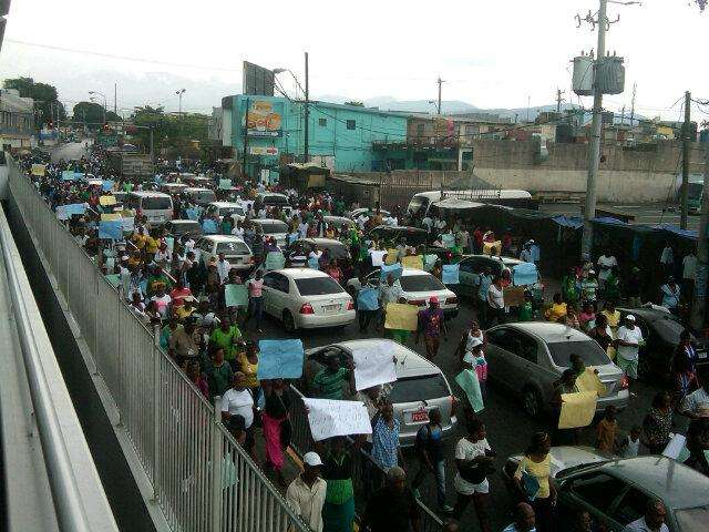JLP Threatens More Protests