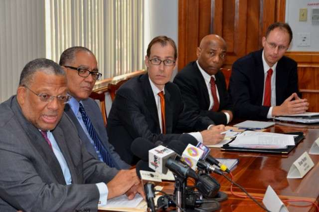 Jamaica Passes 8th IMF Test
