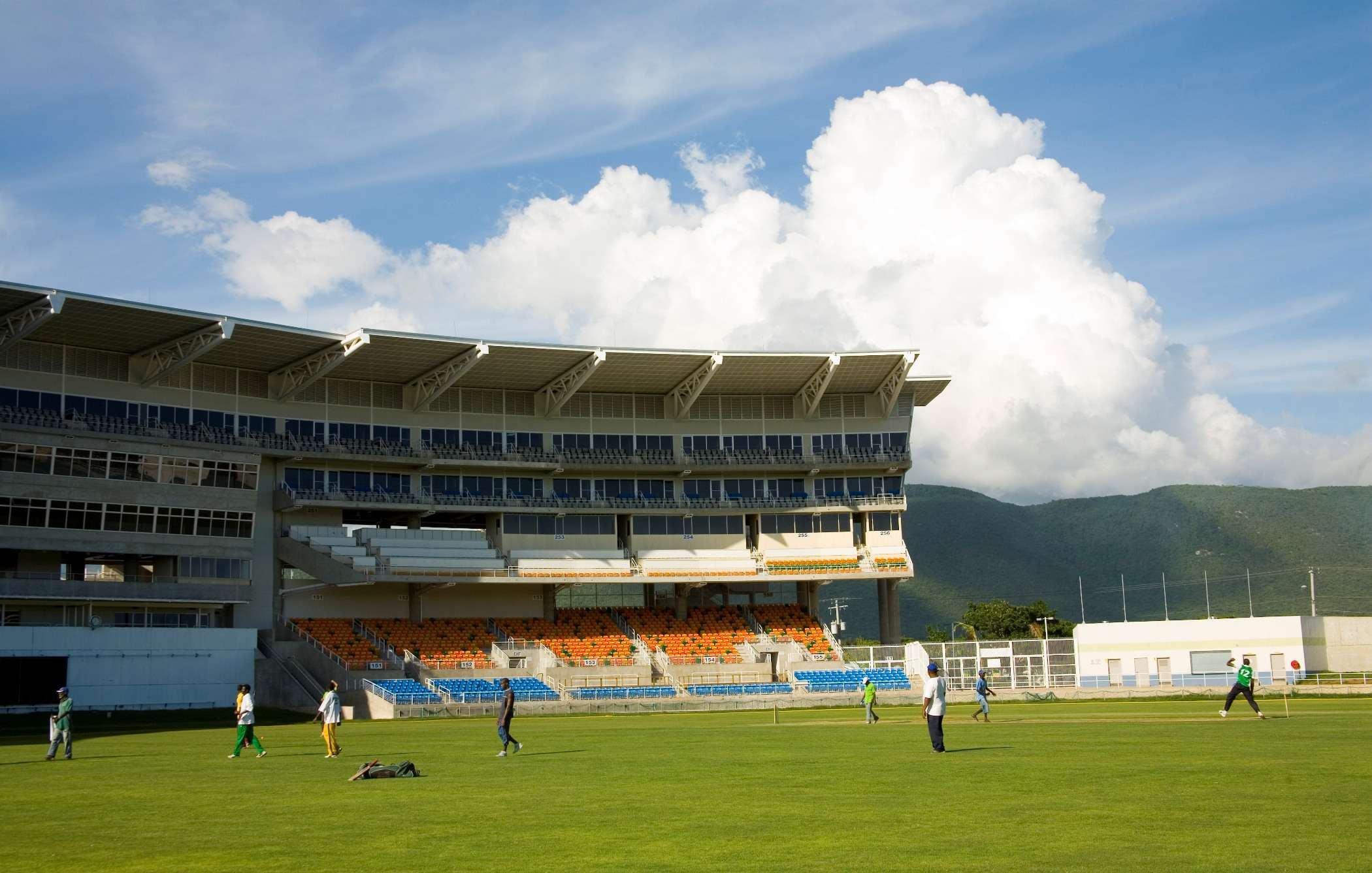 Sabina Park Now up to 'International Standards' – Billy Heaven