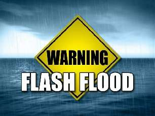 WEATHER UPDATE: Flash Flood Warning Remains